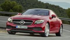 Mercedes Classe E Coupé 2017