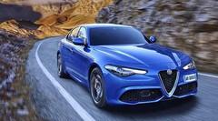 Alfa Romeo Giulia : bientôt aussi une Veloce de 350 ch ?