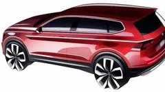 Volkswagen Tiguan Allspace : le SUV compact se fera grand au Salon de Détroit 2017