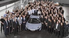 McLaren : 10 000 exemplaires depuis la MP4-12C