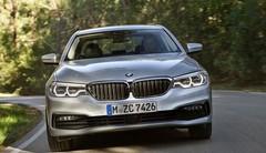 BMW dévoile la nouvelle Série 5 hybride rechargeable