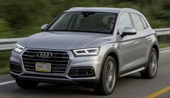 Essai Audi Q5 V6 TDI 286 ch : Peaufinage en règle