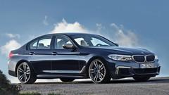 BMW M550i xDrive : M5eke !