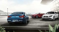 BMW met à jour la gamme Série 6