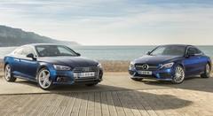 Essai : L'Audi A5 (2016) défie la Mercedes Classe C Coupé