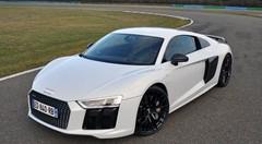 Essai Audi R8 (II) V10 Plus : Le monde perdu