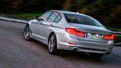 BMW 530e iPerformance, l'hybride rechargeable de la nouvelle Série 5