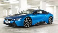 La BMW i8 restylée, avec plus d'autonomie et plus de puissance ?