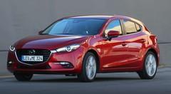Essai Mazda 3 : Elle fait peau neuve, léger restylage et menues évolutions technique