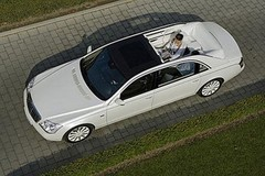 Maybach : 20 exemplaires !