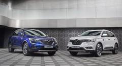 Renault délègue ses SUV à Samsung Motors