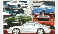 Le top 7 de vos voitures de rêve préférées