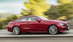 Mercedes Classe E Coupé 2017 : les tarifs à partir de 53.150 euros