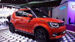 Suzuki Ignis SHVS : l'hybride la moins chère du marché