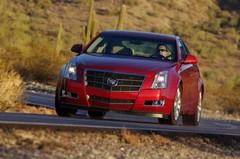 """Essai Cadillac CTS 3.6 : """"Ricaine"""" aux dents longues"""