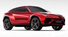 L'Urus, premier hybride rechargeable de Lamborghini