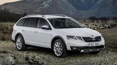 La Škoda Octavia Scout s'offre aussi un lifting de mi-carrière