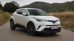 Toyota : point de diesel, mais un hybride rechargeable pour le C-HR