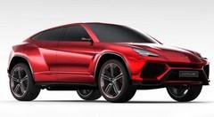 Lamborghini Urus : un SUV hybride rechargeable ?