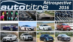 Autotitre - Rétrospective automobile 2016