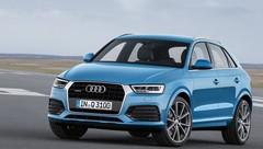 Audi Q3 2018 : une version électrique au programme