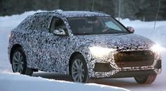 Programme hivernal chargé pour l'Audi Q8