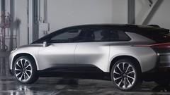 Voiture électrique : le Chinois Faraday Future s'attaque à la Model X