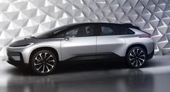 Faraday Future FF 91 : 1.050 ch et 700 km d'autonomie
