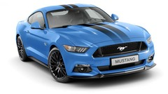 Il y aura une Ford Mustang hybride en 2020