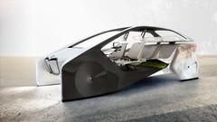 BMW i Inside Future : une sculpture-concept pour le CES 2017