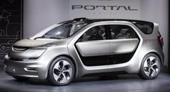 Chrysler Portal Concept : électrique, autonome et connecté