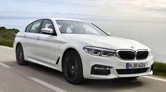 Essai BMW Série 5 : la mini 7