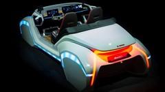 """CES 2017 : Bosch présente son concept-car en mode """"écran total"""" !"""