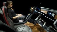 Bosch présente un concept car au CES Las Vegas 2017