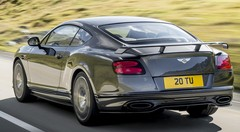 Bentley dévoile la Continental Supersports