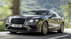 710 ch pour la nouvelle Bentley Continental Supersports