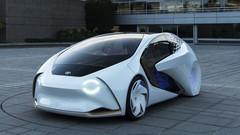 CES de Las Vegas - Toyota Concept-i, la voiture qui apprend de son conducteur