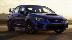 La Subaru WRX STi se repoudre le nez pour 2017