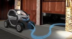 Renault au CES: auto électrique en open source, câble de recharge innovant...