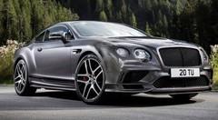 Bentley Continental Supersports : le plus luxueux des muscle cars ?