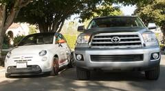 Essai Toyota Sequoia 2017 : le gigantisme nippon