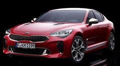 La Kia Stinger GT officialisée