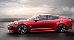 Kia Stinger : le frelon asiatique
