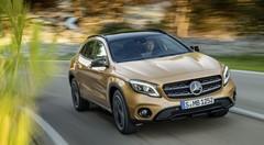 Mercedes GLA : un lifting et un nouveau moteur essence