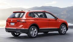 Volkswagen Tiguan Allspace: 7 places en série