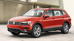 Volkswagen Tiguan Allspace : jusqu'à sept passagers à bord