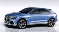 Audi Q8 Concept: big is beautiful?