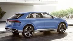 Le concept Audi Q8 joue les gros bras