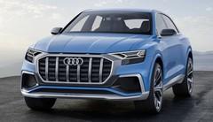 Audi Q8 concept : synthèse entre Coupé et SUV