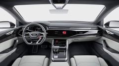 Audi Q8 Concept : 448 ch en face du X6
